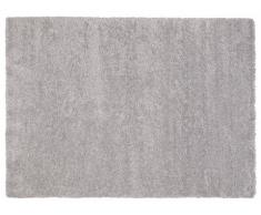 Tapis shaggy SOFTY - Polypropylène - 160x230 cm - Gris