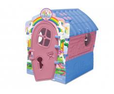 Maisonnette pour enfant licorne LOUNA - L95 x P90 x H110 cm