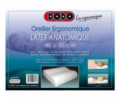 Oreiller DODO latex anatomique - 40x55cm
