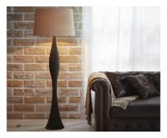 Lampadaire ELDIR en bois - H.157 cm - naturel