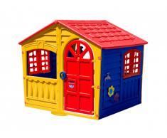 Maisonnette pour enfant GASTON - L140 x P111 x H115 cm