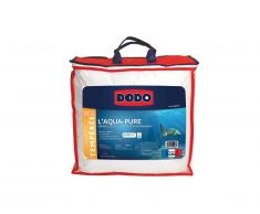 Couette tempérée DODO AQUA-PURE - 240 x 260 cm - Enveloppe 100% coton biologique
