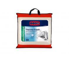 Oreiller DODO FRESH - mousse mémoire de forme effet rafraîchissant - 60*60cm