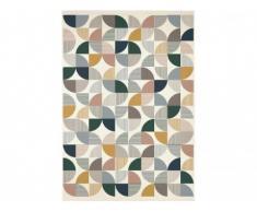 Tapis style contemporain ARGANIL - 100% Polypropylène - 160x230cm - Multicolore