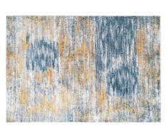 Tapis effet usé ISIAC - 200 x 290 cm - multicolore