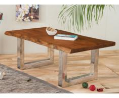 Table basse TUSTY - Acacia & Métal