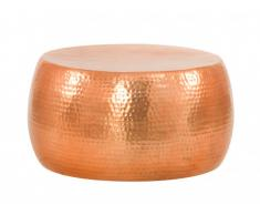 Table basse SCINTILLANTE - Aluminium - Cuivre