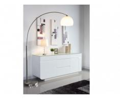 Lampadaire COMETE - Blanc - H. 200 cm
