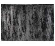 Tapis shaggy DOLCE anthracite - polyester - 200*290 cm