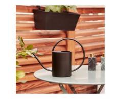 Arrosoir en métal noir couleur NOIR Monoprix Maison