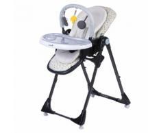 Chaise haute bébé Kiwi 3en1 grey patches - SAFETY FIRST