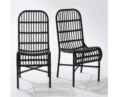 Chaise de jardin MOBASSA (lot de 2) - La Redoute Interieurs