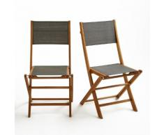 Chaise de jardin pliante (lot de 2), Exodor - La Redoute Interieurs
