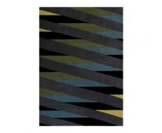 Tapis taupe Lamella ESPRIT HOME, 70 x 140 cm