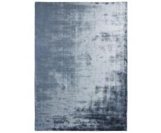 Tapis de salon fait main Home Spirit, Bleu, 170 x 230 cm