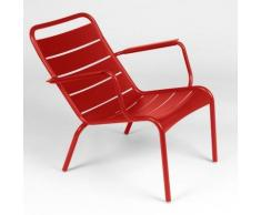 Fauteuil bas FERMOB Luxembourg,