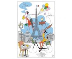 Torchon La Parisienne TORCHONS ET BOUCHONS,