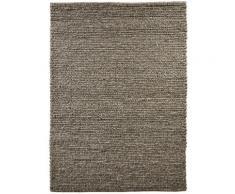 Tapis d'intérieur en laine Home Spirit, Marron, 170 x 230 cm