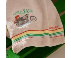 Serviette de toilette Bikers CATIMINI, 50 x 100 cm