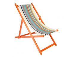Chilienne Biarrotte ARTIGA, structure orange,