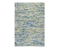 Tapis multicolore en laine et coton Reflection Esprit Home, 80 x 150 cm