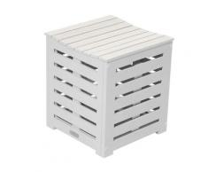Coffre tabouret de jardin CITY GREEN,