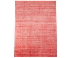 Tapis de salon fait main Home Spirit, Orange, 200 x 300 cm