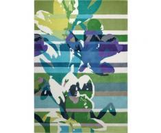 Tapis vert Floria Esprit Home, 200 x 300 cm