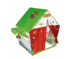 Cabane en tissu pour enfant 120 x 80 x 115 cm