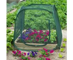 Serre de jardin moustiquaire 100x100x100 cm