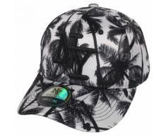 Ny palmier noir blanc