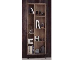 items-france ETAGERE NATURA - Etagere en bois 60x30x190cm