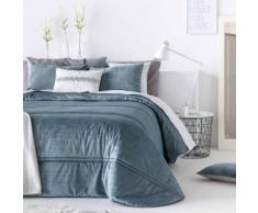 Couvre-lit Baker Bleu 300×270