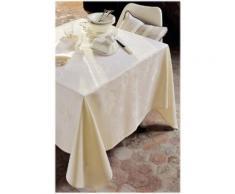 Chemin de table 55×180 Eclats chocolat blanc