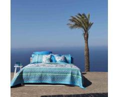 Couvre lit Porticciolo Bleu 240 × 255 cm