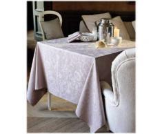 Chemin de table 55×180 cm Charmes Ecru de blanc