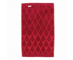 Serviette Invité Mina Red 30×50