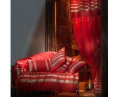 Jeté de canapé Istanbul corail 2×3 m