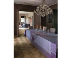 Chemin de table 55×200 cm villa medicis prune