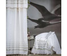 Jeté de canapé Istanbul blanc 2×3 m