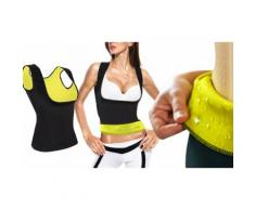 Saunabooster Top sauna push up sauna minceur : 2 Tops / L-XL