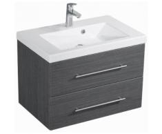 Meuble de salle de bain Infinity 700 charbon antique