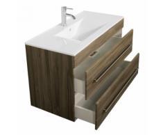Meuble salle de bain Casa Infinity 1000 acacia