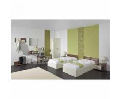 BALI - Mobilier chambre d'hôtel double - m) Armoire deux portes