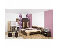 ARUBA - Mobilier chambre d'hôtel matrimoniale - j) Armoire deux portes