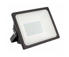 Projecteur LED SMD 80W 135lm/W HE PRO Blanc Neutre 4000k-4500K - LEDKIA