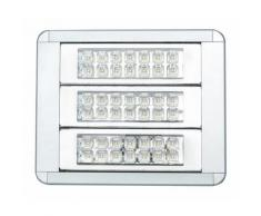 Projecteur LED grande hauteur 120W - 376 x 309 x 95 mm - 12000lm - LIGHTENGIN