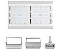 100W Projecteur LED Spot de Suspension Etanche IP65 Lampe de Haute Luminosité Basse Consommation