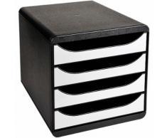 Module de classement Dauphin Classic 3104213D 27 8 (H) x 26 7 (l) x 34 7 (P) cm Noir