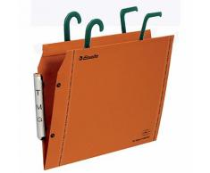 Dossiers suspendus pour armoires Esselte TMG Orange - 25 Unités